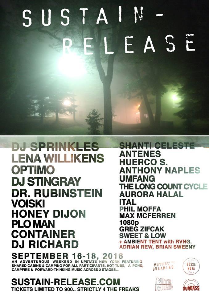 Sustain-Release 2016