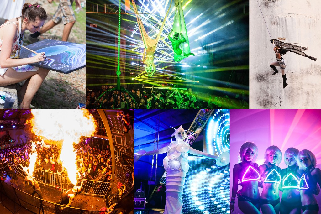 Elements Outdoor Music & Arts Festival 2016