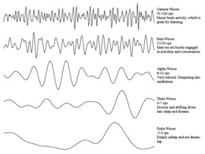 Microsoft Word - Brain Waves Graph