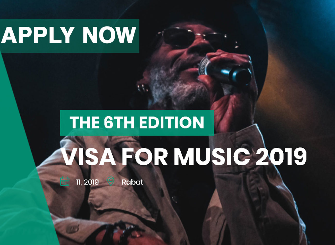 News : Application for VISA Music Conference 2019 is Open  APPLY NOW